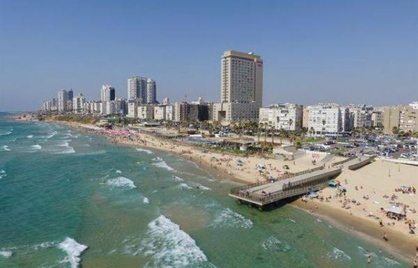 פורסם מכרז להקמת בית מלון בחוף בת ים