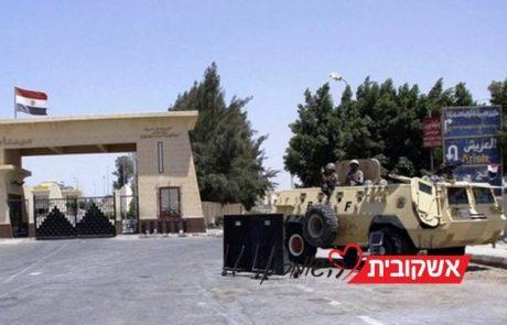 החמאס קורא לרשות הפלסטינית לפעול מייד לפתיחת המעברים לרצועה