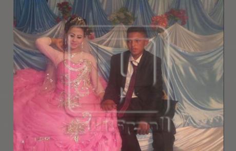 חתונה במצרים – החתן בן 12 והכלה בת 10