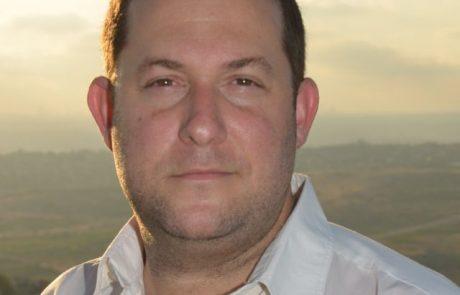 הרב אליהו: יוסי דגן יעמוד בראשות מועצת שומרון