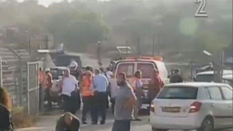 שלושה ישראלים הרוגים בפיגוע בהר אדר