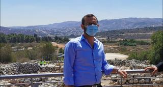 שני יהודים נפצעו קל לאחר שהותקפו על ידי ערבים בבנימין