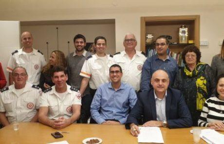 הסכם קיבוצי חדש לאלפי עובדי מגן דוד אדום