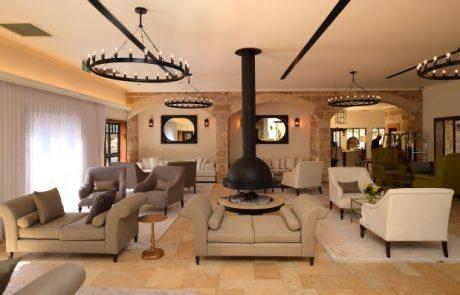 מלון הבוטיק בית בגליל נפתח מחדש