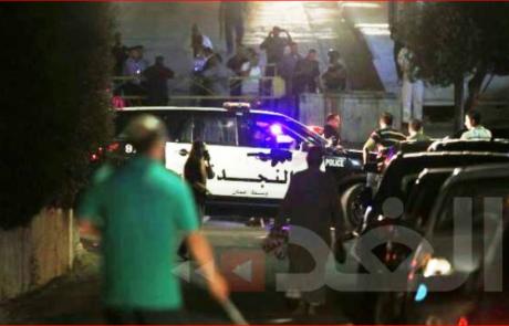 הותר לפרסום נסיון פיגוע בשגרירות ישראל בירדן