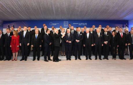 היסטוריה: למעלה מ-40 מנהיגי העולם בארוחת ערב אצל הנשיא