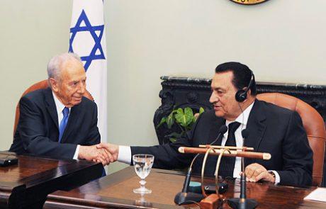 נשיא מצריים לשעבר חוסני מובראכ מת היום בגיל 94