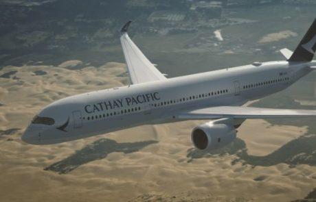 קתאי פסיפיק תשיק קו טיסות ישיר בין הונג קונג לסיאטל
