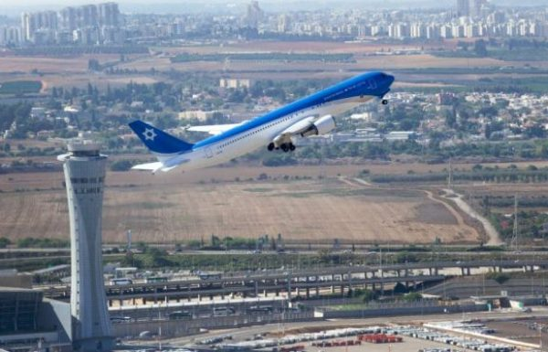 מטוס ראשי המדינה ביצע היום טיסת ניסוי ראשונה