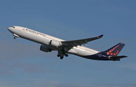 בריסל איירליינס תוסיף הקיץ טיסות
