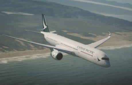 קתאי פסיפיק תפעיל 6 טיסות שבועיות להונג קונג