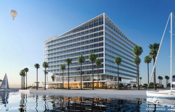 המלון הראשון בישראל במסלול תשתיות לאומיות אושר בקבינט הדיור