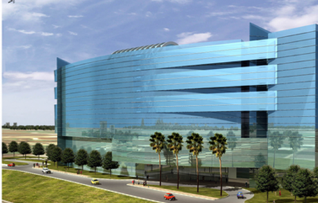 רשת מלונות בראון תקים מלון בנמל התעופה בן גוריון