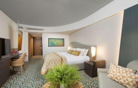 במלון דן אילת מושקעים 11 מיליון שקל