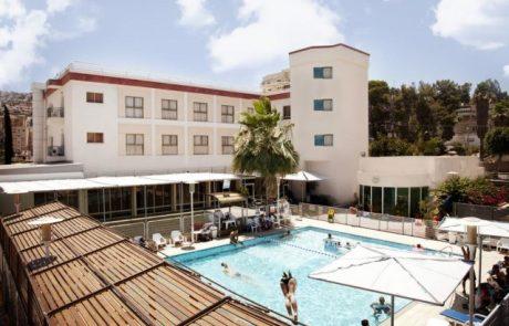 רשת מלונות רימונים תנהל את מלון הוד בטבריה