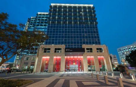 NYX יהיה מלון גאה ראשון בישראל