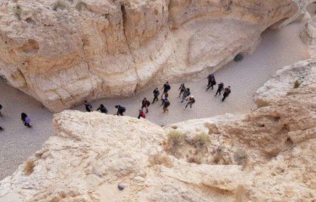 מסע ישראלי מציין את  יום ההתנדבות הבינלאומי