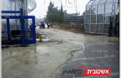 """צה""""ל סגר אתרי תיירות והורה לחלקאים לא לעבוד ליד הגדר"""