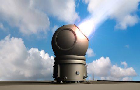משרד הביטחון: מפתחים יירוט טילים באמצעות נשק לייזר