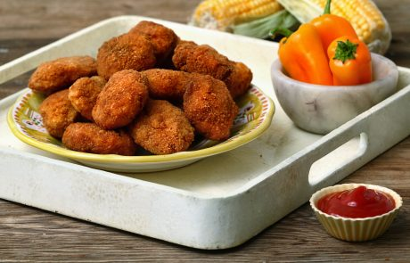 מתכון – נאגטס עוף ותירס