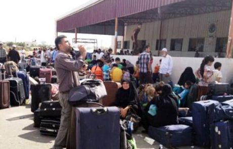 מצריים תשקול באהדה פתיחת מעבר רפיח תחת פיקוח הרשות