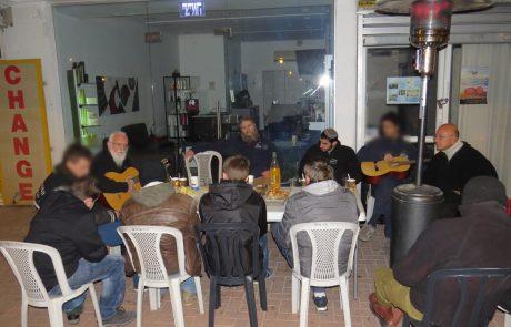 פרוייקט בנצי – בית חם לנוער במצוקה בעיר אריאל