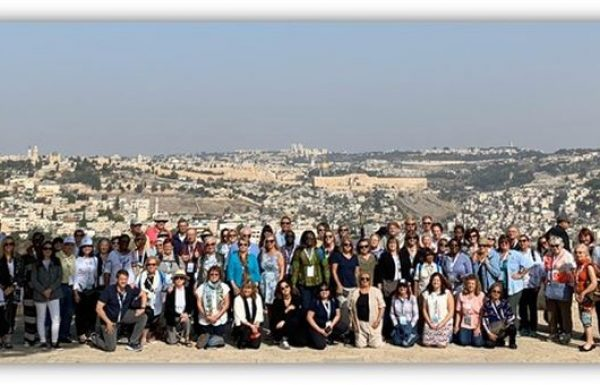 """כ-200 סוכני נסיעות מארה""""ב השתתפו השבוע בסיור תיירותי בישראל"""