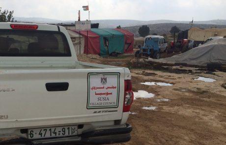 """המדינה תפנה מאחזים פלסטיניים. בצלם:"""" זה פשע נגד האנושות."""""""