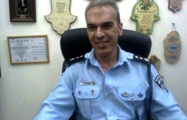 משה איבגי מפקד תחנת באר שבע חשוד בהטרדה מינית