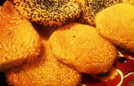 עוגיות חלוה כשרות לפסח