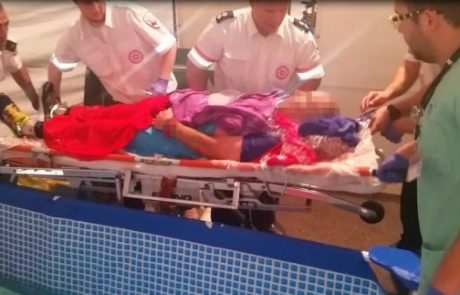 המרתון הופסק – 2 נפגעים פונו במצב קשה