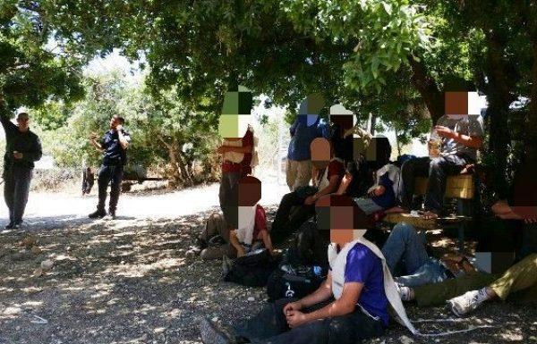 """עורך דין קידר """"מעצר הנערים מהשומרון שערוריה"""""""