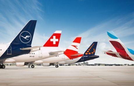 145 מיליון נוסעים טסו בחברות התעופה של קבוצת לופטהנזה