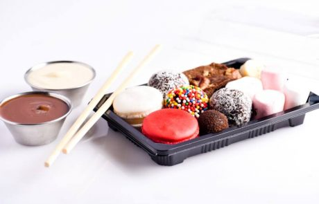 """לחגוג את יום פונדו השוקולד העולמי  עם  """" קינוח מתלהב """""""