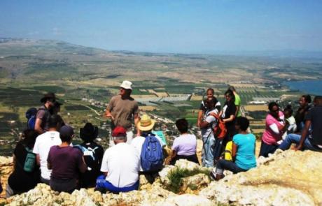 גופים חיצוניים למשרד התיירות יעבירו השתלמויות למורי דרך