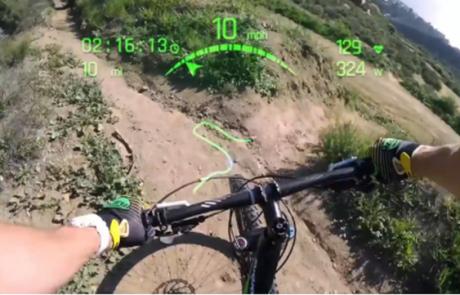 ראיית נתוני דרך לרוכבי אופניים