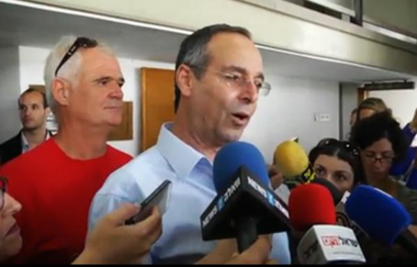 ראש עיריית רמת השרון נשלח לעבודות שירות