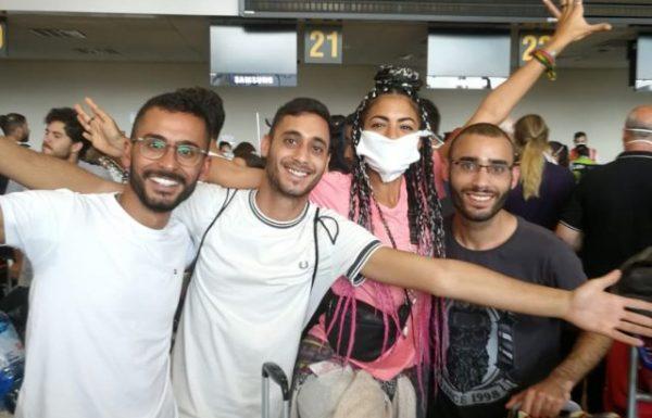 מטוסי אל על בלימה מעלים ישראלים למטוסים