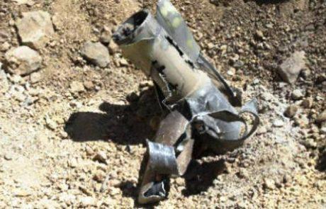 שתי רקטות נורו הערב מעזה לישראל