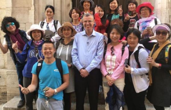 ב-2019 נכנסו לארץ 4.55 מיליון תיירים
