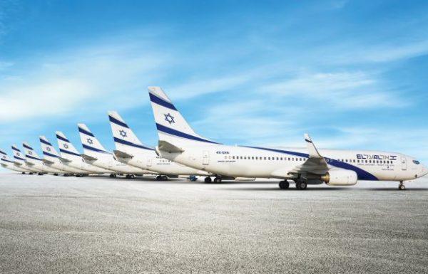 8 מטוסי בואינג 737-900ER באל על יקבלו את שמות 8 קריות בישראל