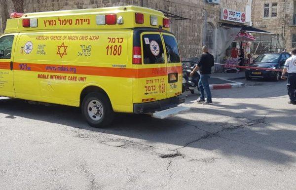 אדם נורה בחיפה ונפצע באורח בינוני