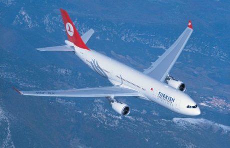 טורקיש איירליינס מפעילה טיסות למורני בירת איחוד איי קומורו