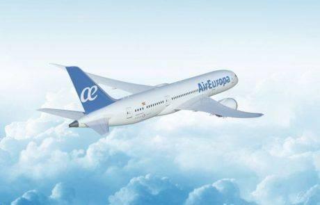 אייר אירופה תפעיל בואינג 787-8 בקו לישראל