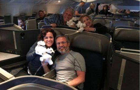 יונייטד איירליינס משיקה בואינג 777-300 חדש בקו תל אביב-ניו יורק