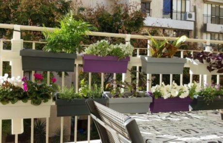"""Garden@Home גינה ירוקה בשיטת """"עשה זאת בעצמך """""""