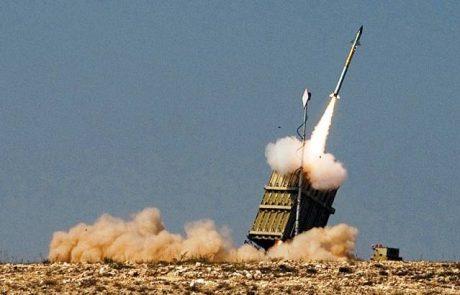 """לאחר שיגור רקטה מהרצועה: צה""""ל תקף שתי עמדות של חמאס"""