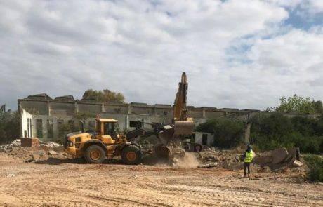 """משרד הביטחון מפנה מחנות צה""""ל נוספים במרכז הארץ"""
