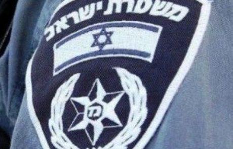 חשוד פלסטיני נאבק עם ישראלי בצומת יקיר