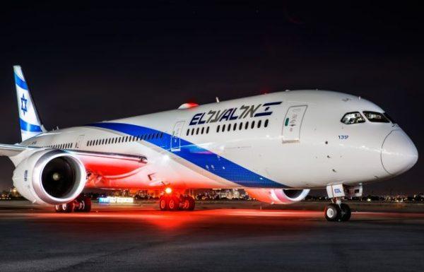 אל על קיבלה אמש מטוס 787 דרימליינר נוסף